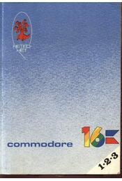 Commodore 16 1.2.3 - Régikönyvek