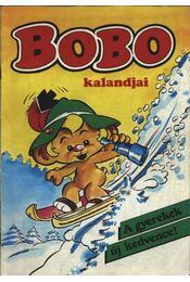 Bobo kalandjai 1. szám 1986/1. (A bűvös távcső) - Régikönyvek