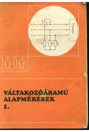 Váltakozóáramú alapmérések 1. - Régikönyvek