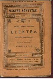 Elektra - Régikönyvek