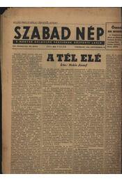 Szabad Nép 1956. szeptember - Régikönyvek
