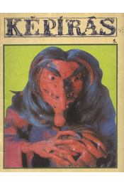 Képírás 5. - Régikönyvek