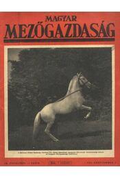 Magyar Mezőgazdaság - IX. évfolyam, 17. szám - Régikönyvek