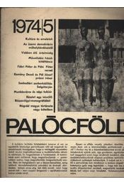 Palócföld 1974/5. - Régikönyvek