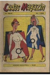 Ludas Magazin 1990. február - Régikönyvek