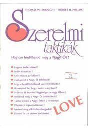 Szerelmi taktikák - Régikönyvek