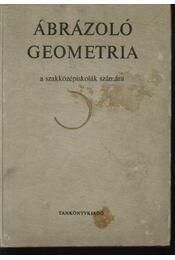 Ábrázoló geometria - Régikönyvek