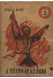 A tűzön át az égbe - Régikönyvek