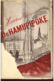 Dr. Hamupipőke (dedikált) - Régikönyvek