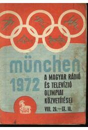 München 1972 - Régikönyvek