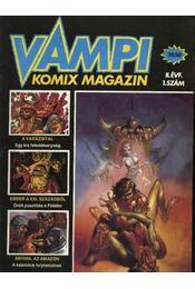 Vampi II. évf. 1. szám - Régikönyvek