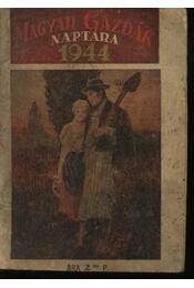 Magyar Gazdák Naptára 1944. - Régikönyvek