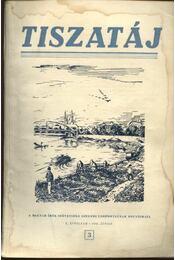 Tiszatáj 1956. június X. évfolyam 3. - Régikönyvek