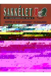Sakkélet 1998. év (teljes) - Régikönyvek