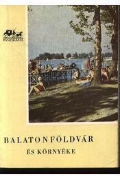 Balatonföldvár és környéke - Régikönyvek