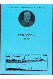 A hódmezővásárhelyi Szeremlei Társaság évkönyve 1999 - Régikönyvek