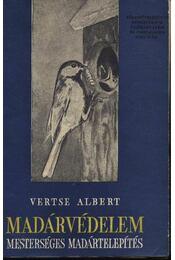 Madárvédelem, mesterséges madártelepítés - Régikönyvek