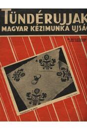 Tündérujjak 1935. 03 hó - Régikönyvek