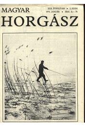 Magyar Horgász 1976. január-december - Régikönyvek