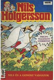 Nils Holgersson 1991/9. szeptember 40. szám - Régikönyvek