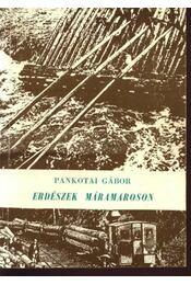 Erdészek Máramaroson - Régikönyvek