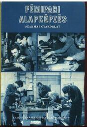 Fémipari alapképzés a szakmunkásképző iskolák számára - Régikönyvek