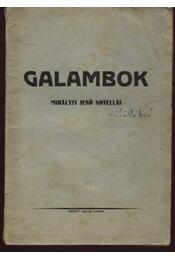Galambok - Régikönyvek