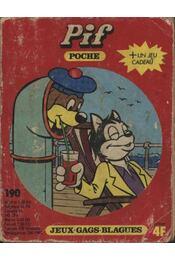 Pif Poche 190 - Régikönyvek
