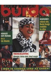 Burda 1997/11. november - Régikönyvek