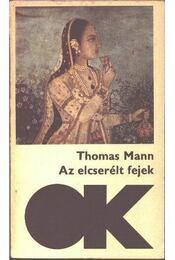 Az elcserélt fejek - Halál Velencében - Régikönyvek