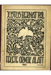 Fekete ormok alatt - Régikönyvek