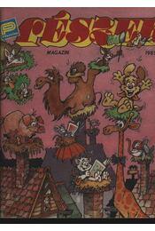 Fészek magazin 1985. július - Régikönyvek