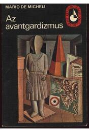 Az avantgardizmus - Régikönyvek