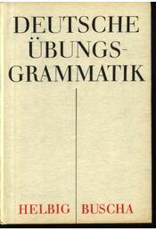 Deutsche übungsgrammatik - Régikönyvek