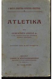 Atletika - Régikönyvek