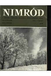 Nimród 1975. VII. évfolyam (teljes) - számonként - Régikönyvek