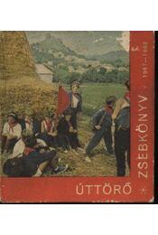 Úttörő zsebkönyv 1967-1968 - Régikönyvek
