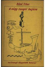 A négy tenger hajósa - Régikönyvek