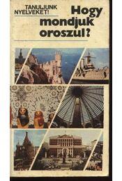Hogy mondjuk oroszul? - Régikönyvek