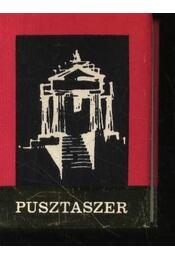 Pusztaszer - Régikönyvek
