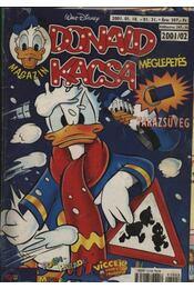Donald Kacsa 2001/02. - Régikönyvek