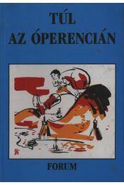 atirni - Túl az Óperencián - Régikönyvek