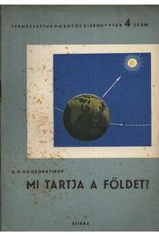 Mi tartja a Földet? - Régikönyvek