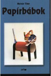Papírbábok - Régikönyvek