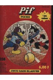 Pif Poche 238 - Régikönyvek