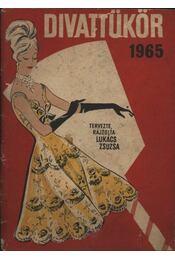 Divattükör 1965. - Régikönyvek