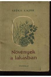 Növények a lakásban - Régikönyvek