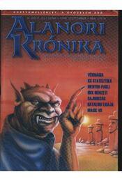 Alanori krónika 1998/szept. 33. szám - Régikönyvek