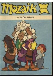 A csalóka paróka (Mozaik 1978/3.) - Régikönyvek