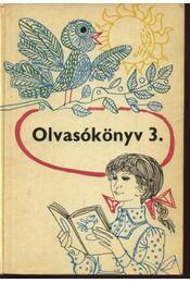 Olvasókönyv 3. - Faragó László, Hórvölgyi István, Povázsay László, Seres József - Régikönyvek